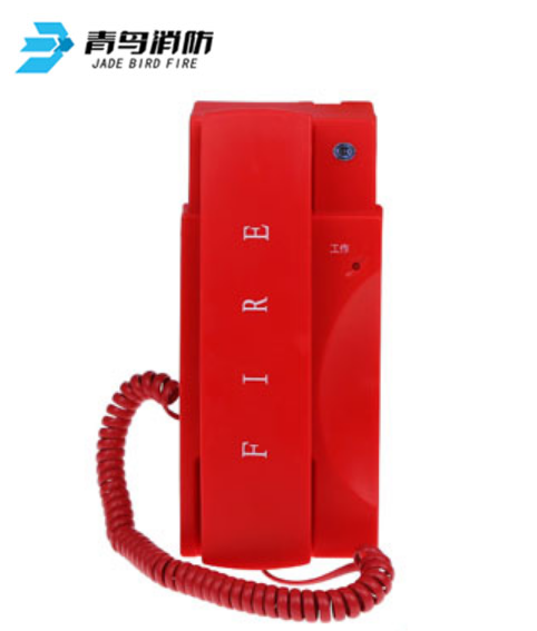 HD210台壁式消防电话分机