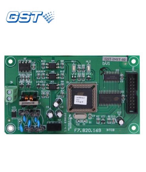 GST-INET-02RS485星型联网接口卡
