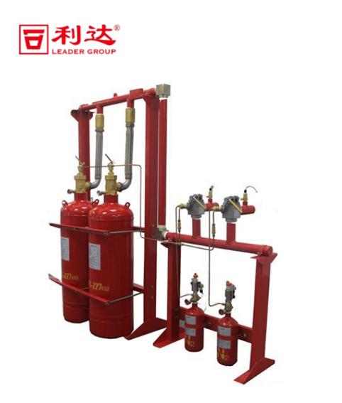 QMQ4.2系列七氟丙烷灭火设备(4.2MPa)