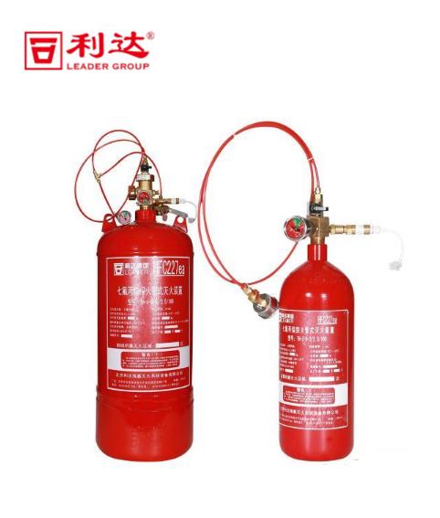 TH-Z-Q-3/2.5/160、TH-J-Q-40/2.5/160七氟丙烷探火管式灭火设备