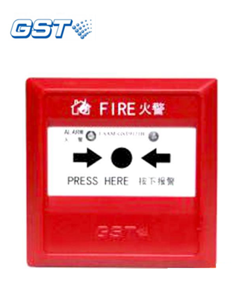 J-SAM-GST9121B手动火灾报警按钮