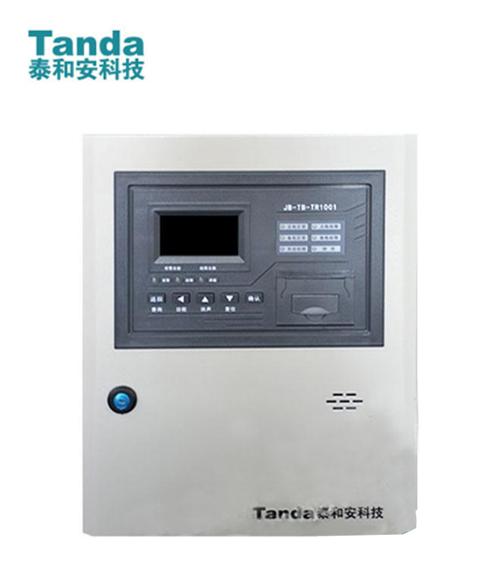 JB-TB-TR1001/100可燃气体报警控制器