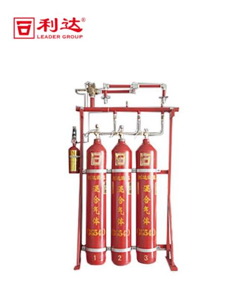 QMH15/80/90 IG541气体灭火设备