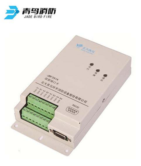 JBF291K液晶层显接口卡
