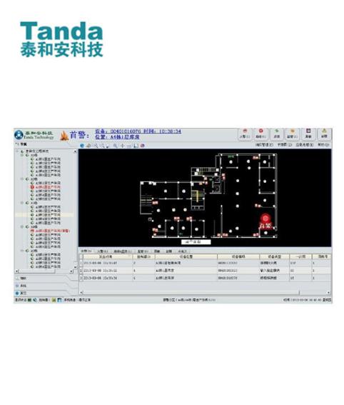 TX3812消防监控系统软件