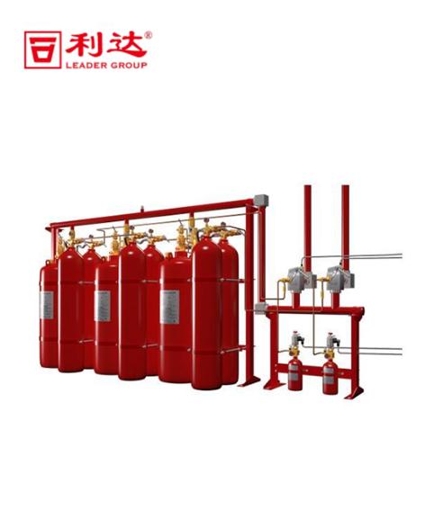 外贮压式(备压式、外储压)七氟丙烷灭火系统