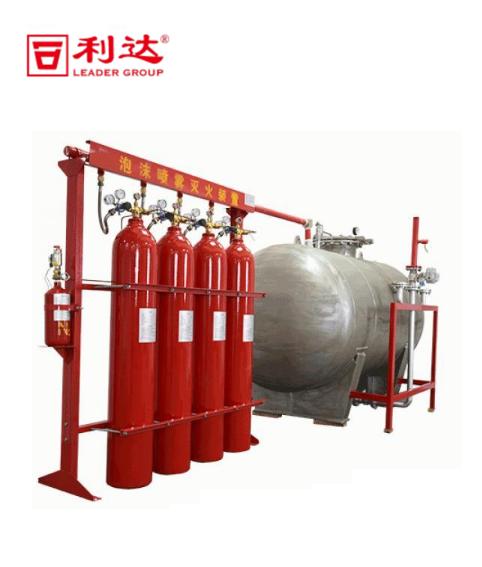 PWZ0.8/SPL系列泡沫喷雾灭火装置