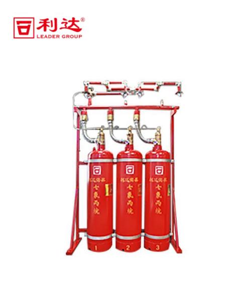 QMQ4.2/70N/90N/120N/150N 有管网七氟丙烷气体灭火系统