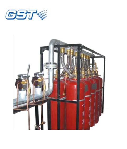 ZQ4.2-180(4.2MPa) 七氟丙烷气体灭火系统
