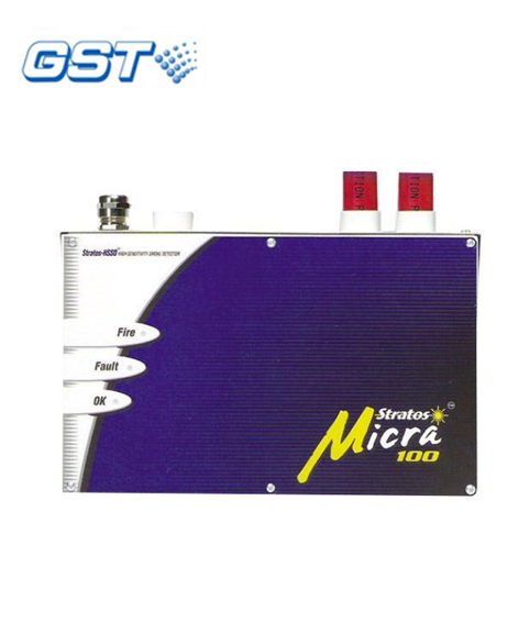 Micra100吸气式感烟火灾探测器