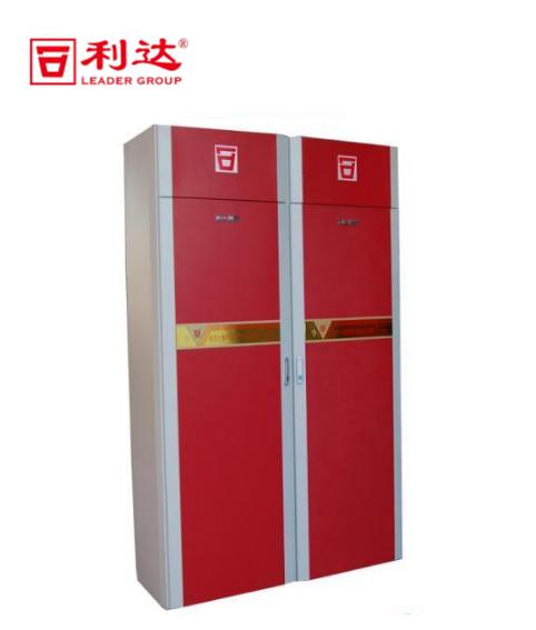 GQQ150*2/2.5柜式七氟丙烷灭火装置(双柜式) 无管网灭火系统