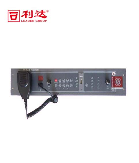 广播功率放大器一体机 300W/500W