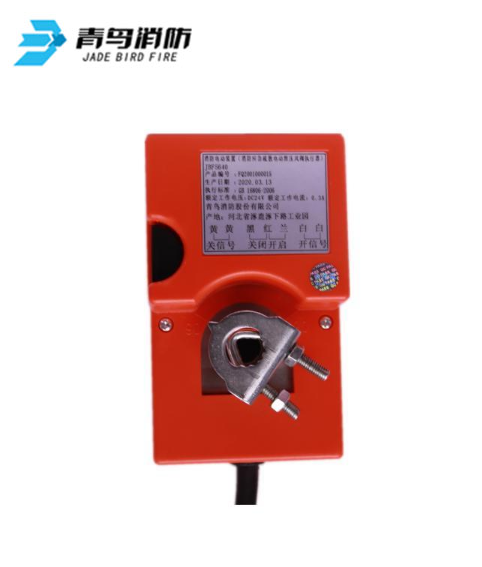 JBF5640电动泄压风阀执行器